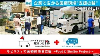 トヨタやヤマハが・・・最前線で戦う医療現場を支援(20/05/06)