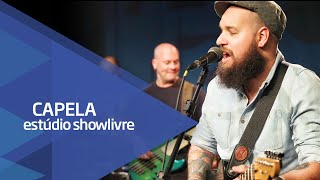 """""""O canto da sereia"""" - Capela no Estúdio Showlivre 2015"""