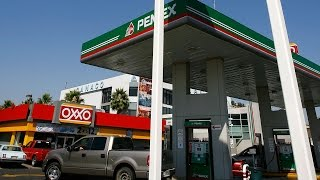 Third day of gas price protests in Mexico