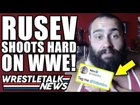 AJ Styles AEW Talks! MAJOR Brock Lesnar WWE Plans! Matt Hardy Update! | WrestleTalk News