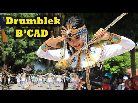 Drumblek B'CAD Festival Drumblek Atlantic Dreamland Salatiga 2016