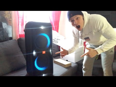 JBL Partybox 300 Review & Unboxing! (Extreme Indoor BASS Boost)