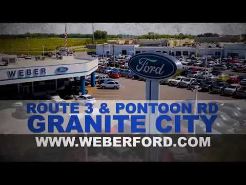 Weber Ford Dealership Serving Granite City Il St Louis Mo