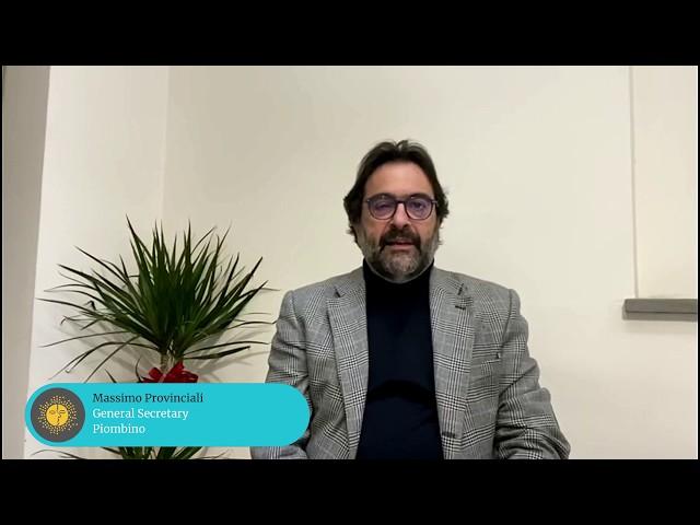 MedCruise member Massimo Provinciali, General Secretary at Piombino