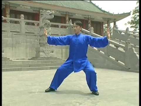Treasure of Chinese Martial Art 1-Sun Style Tai Chi Chuan中华武藏1-孙氏太极拳
