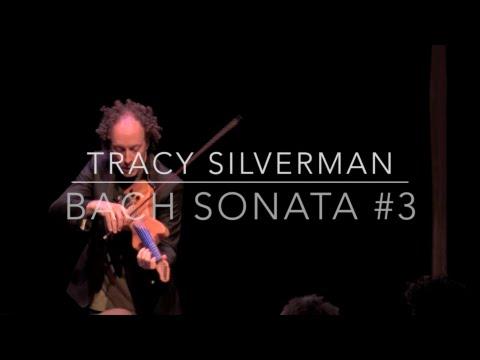 Tracy Silverman - Bach Redux