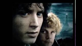 Beautiful music - The lord of the rings (evenstar and Gandalf