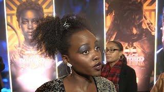 """Rencontre à Londres avec le casting de """"Black Panther"""""""