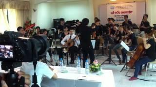 Rhapshody Philharmonic_concerto for guitar_ C.T tốt nghiệp của Trần Anh Hoàng guitar