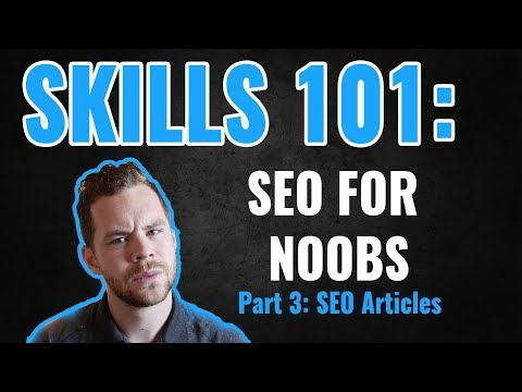 Writing SEO Articles