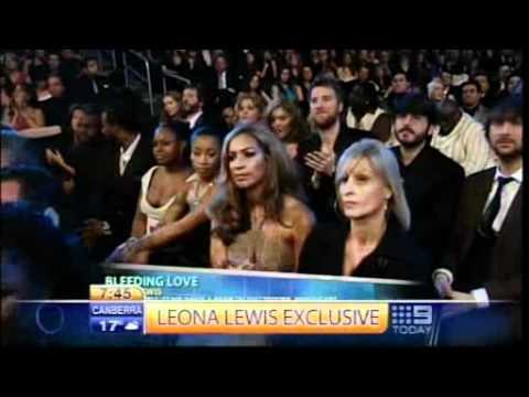 Leona Lewis - Interview on TODAY Australia (08/29/11)
