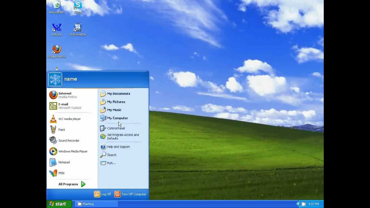 Format sd card with free sd formatter alternative in windows 7/8/10.