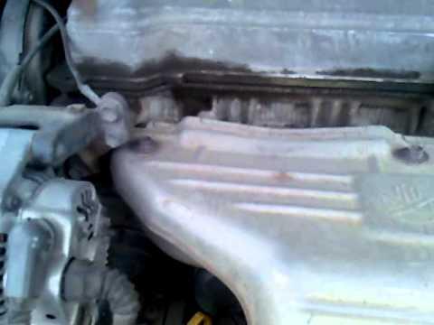 D-4 (3s-fse engine) - YouTube
