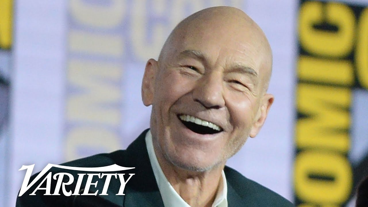 'Star Trek: Picard' - Comic-Con Hall H Full Panel with Sir Patrick Stewart