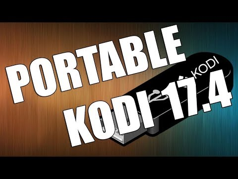 How to Install KODI Krypton on a USB Flash Drive   Portable KODI 17.4