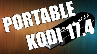 How to Install KODI Krypton on a USB Flash Drive | Portable KODI 17.4