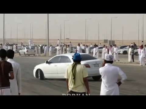 Unbelievable 200km drifting in Saudi Arabia!!! DUBAI