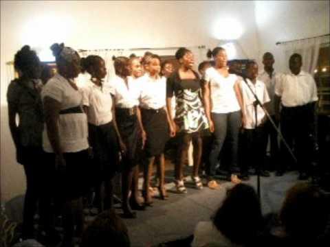 Montserrat Youth Choir - Rotary Fundraiser