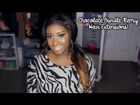 Affordable hair chocolate bundle remy hair extensions youtube affordable hair chocolate bundle remy hair extensions pmusecretfo Images