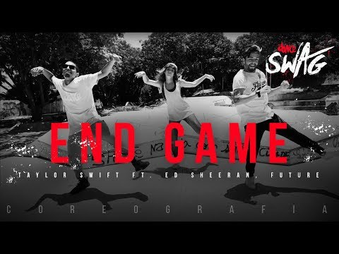End Game  Taylor Swift ft. Ed Sheeran, Future  FitDance SWAG Choreography Dance Video