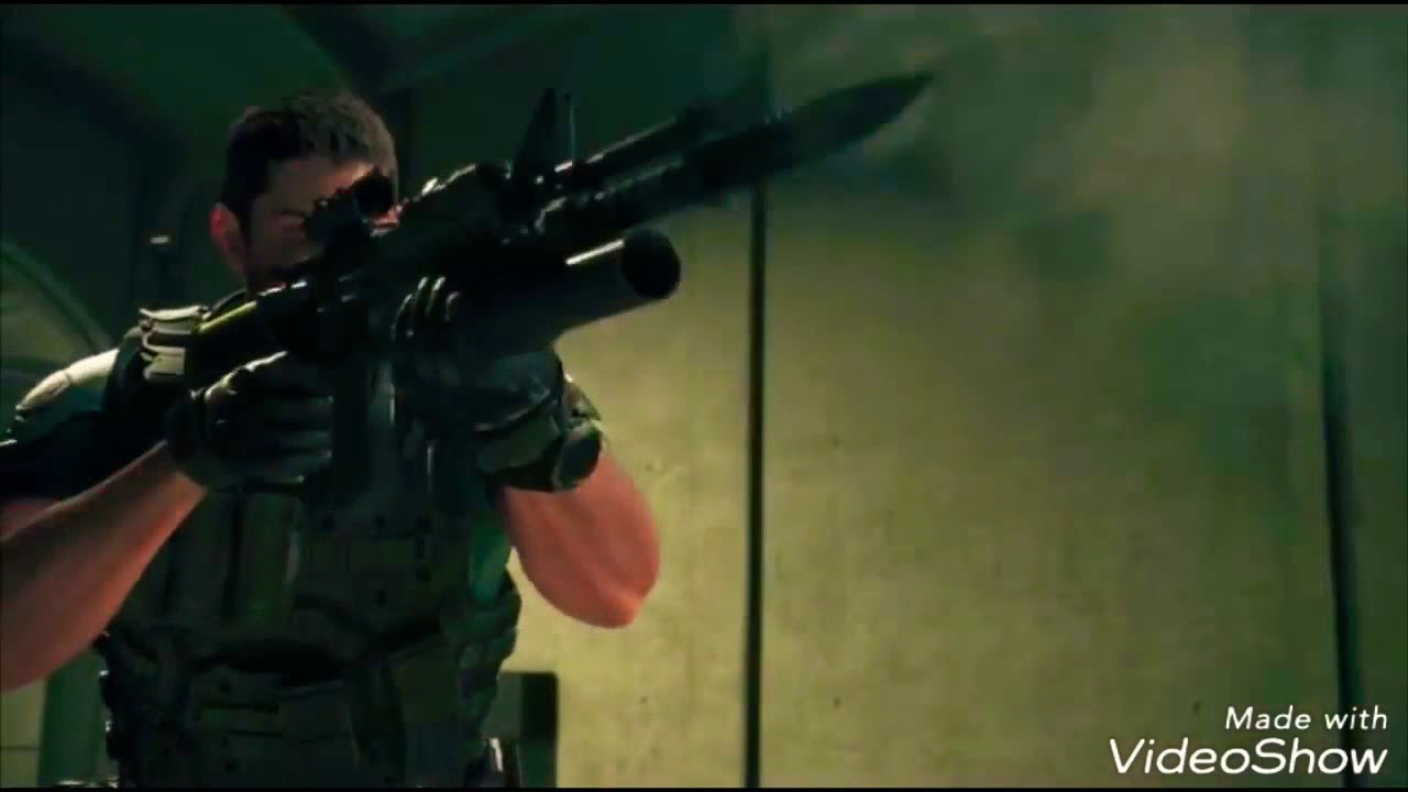 Resident Evil Vendetta Amv Leon And Chris Vs Zombies And Diego