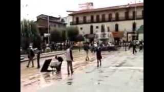LA PLAZA CONSTITUCION EN HUANCAYO