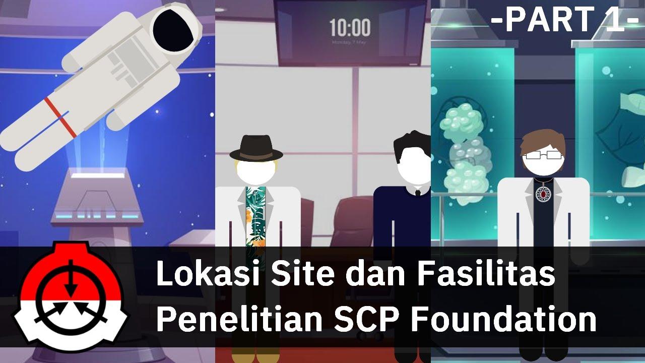Dimanakah Lokasi Kantor dan Fasilitas SCP Foundation?