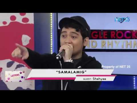 SHEHYEE - SAMALAMIG (NET25 LETTERS AND MUSIC)