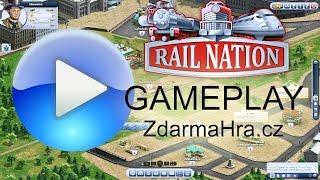 Rail Nation recenze a gameplay - Tvé železniční impérium online