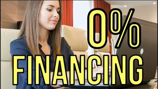 0% ZERO PERCENT FINANCING: Deal, or No Deal? - 2021 Auto Expert: The Homework Guy, Kevin Hunter