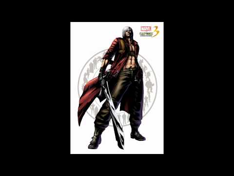 Marvel vs Capcom 3  Theme of Dante