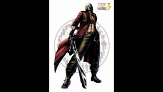 Repeat youtube video Marvel vs Capcom 3 - Theme of Dante
