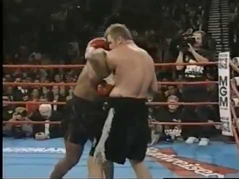 1999-01-16 Mike Tyson - Francois Botha - The Legend Iron Mike