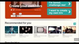 Tutorial como criar Video Quiz con Blubbr .tv em Português