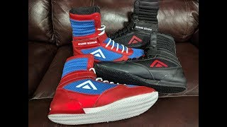 DO Boxing Show - Episode 558 - Adamsboxing boot V3 model review