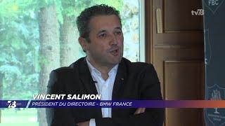 Yvelines | La construction du nouveau siège de BMW se poursuit à Montigny-le-Bretonneux