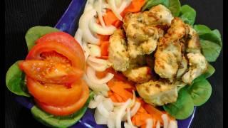 Murg Malai Kabab (Chicken Cheese Kabab)