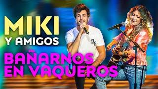 """MIKI Y SOFÍA ELLAR cantan """"Bañarnos en vaqueros""""    Concierto 'Miki y amigos'"""