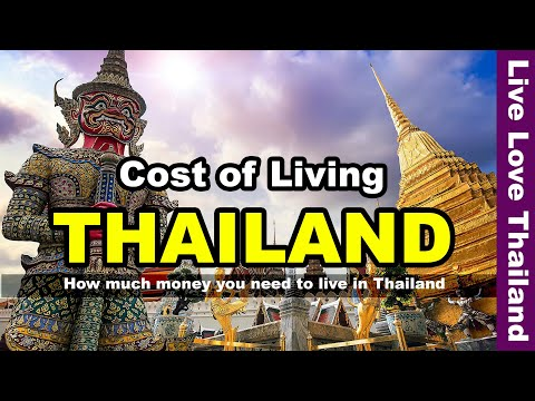 Thailand Cost of Living | How much money you need to live in Thailand #livelovethailand from YouTube · Duration:  10 minutes 7 seconds