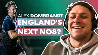 Alex Dombrandt on Harlequins and how he can get in the England Squad! 🌹