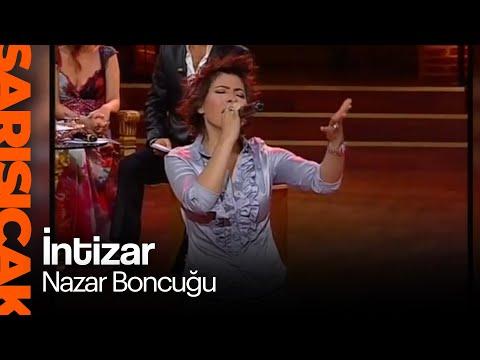 İntizar - Nazar Boncuğu (Sarı Sıcak)