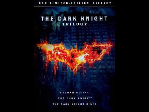 Opening To The Dark Knight 2008 Dvd 2012 Reprint Youtube