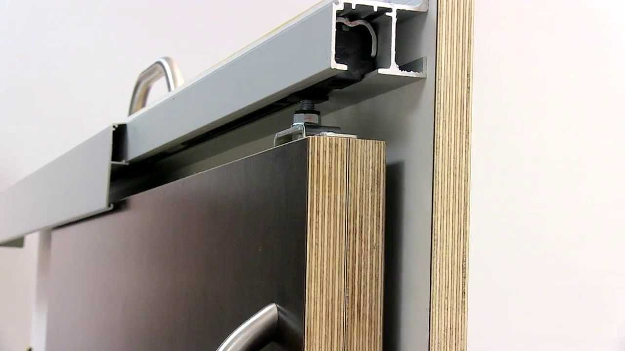 Slow Close Sliding Door Hardware Youtube
