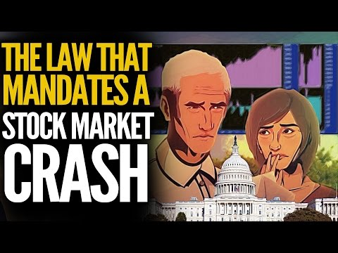 The Catastrophic Law That Mandates A Stock Market Crash