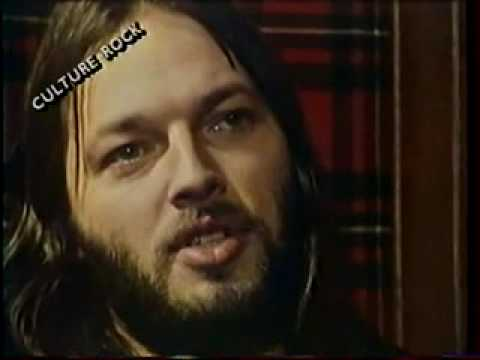 (Pink FLOYD) David Gilmour interview '1977'