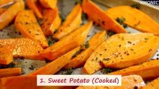 Top 10 Foods High in Vitamin A