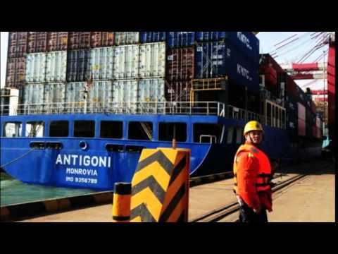 China's imports fall 19% on waning demand