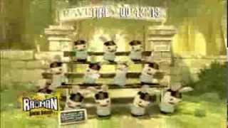 Rayman Raving Rabbids - Demo