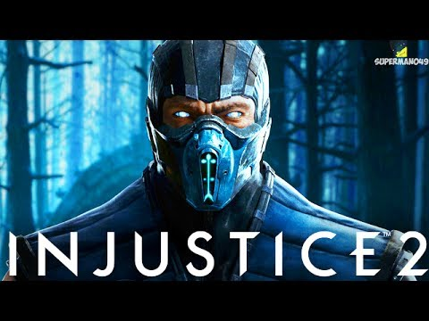 "I CAN'T BELIEVE IT... CRAZIEST ENDING TO A MATCH! - Injustice 2 ""Sub-Zero"" Gameplay (Epic Gear)"