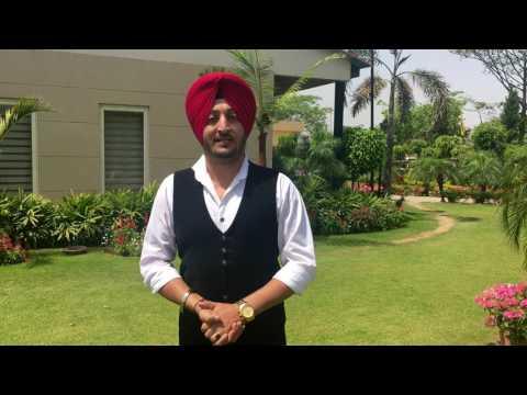 Inderjeet Nikku Talking About Australian Sikh Games